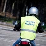 Motociklo vairavimo egzaminas