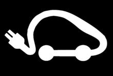 Naujas kelio ženklinimas elektromobiliai